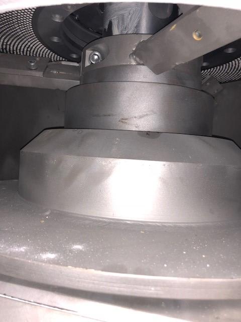 Pelletpresse - Kahl C38-600 Edelstahl Chemieausführung
