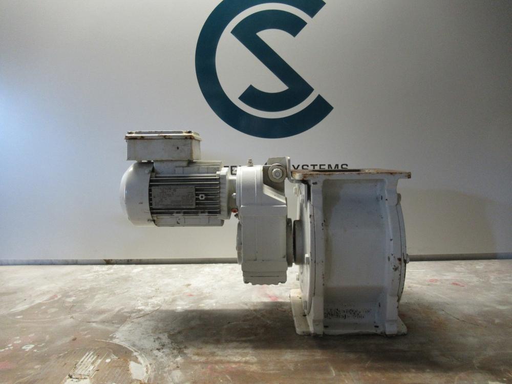 Zellenradschleuse 250mm - Bühler