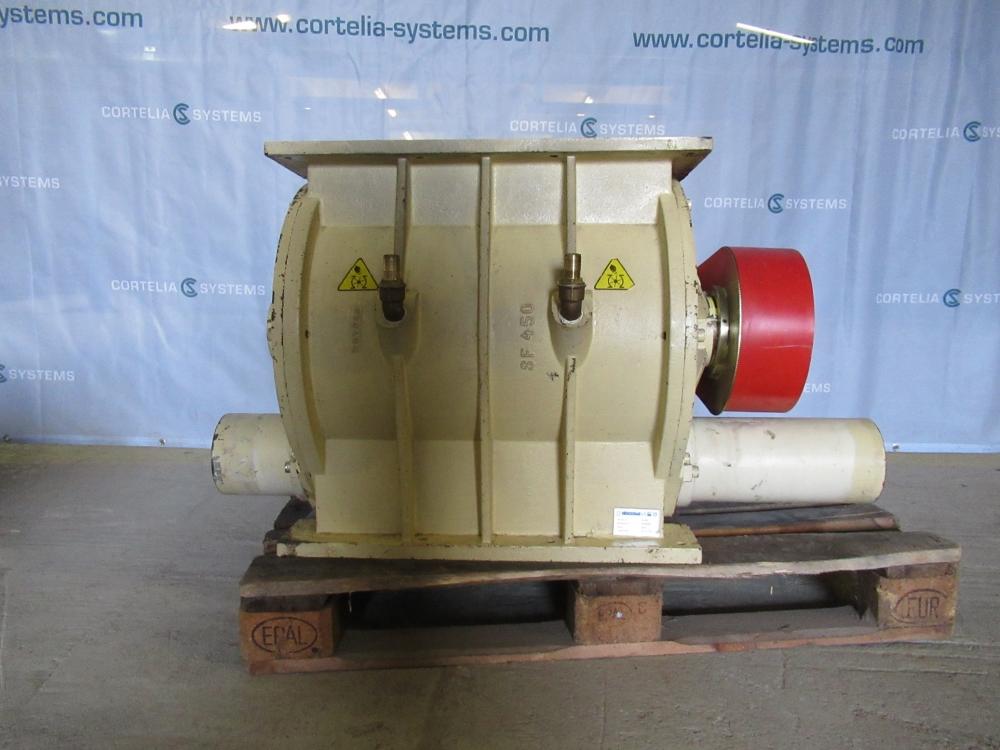 Durchblassschleuse 450mm - Olocco