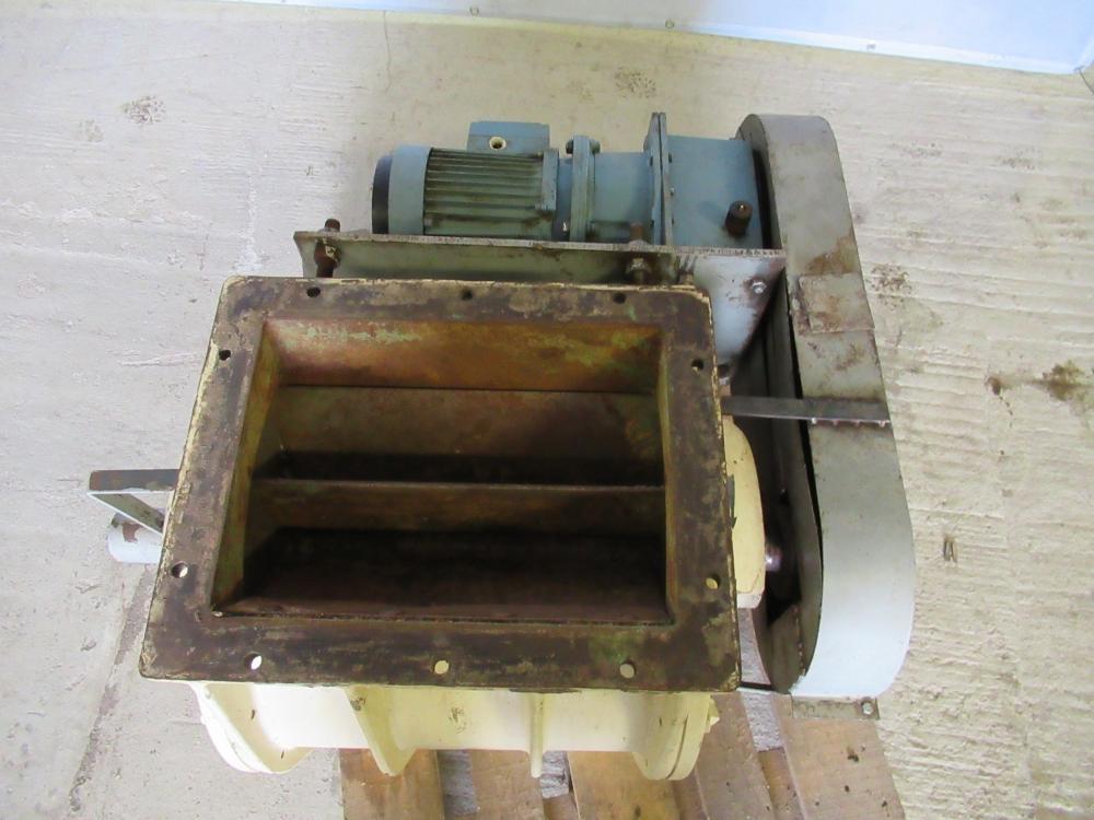 Zellenradschleuse 450mm - Bühler